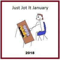 #JusJoJan Daily Prompt Day 8th -Pants